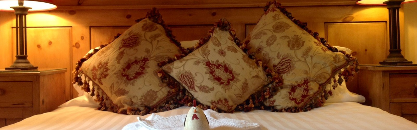 Bed & breakfast Self catering accommodation near Towcester