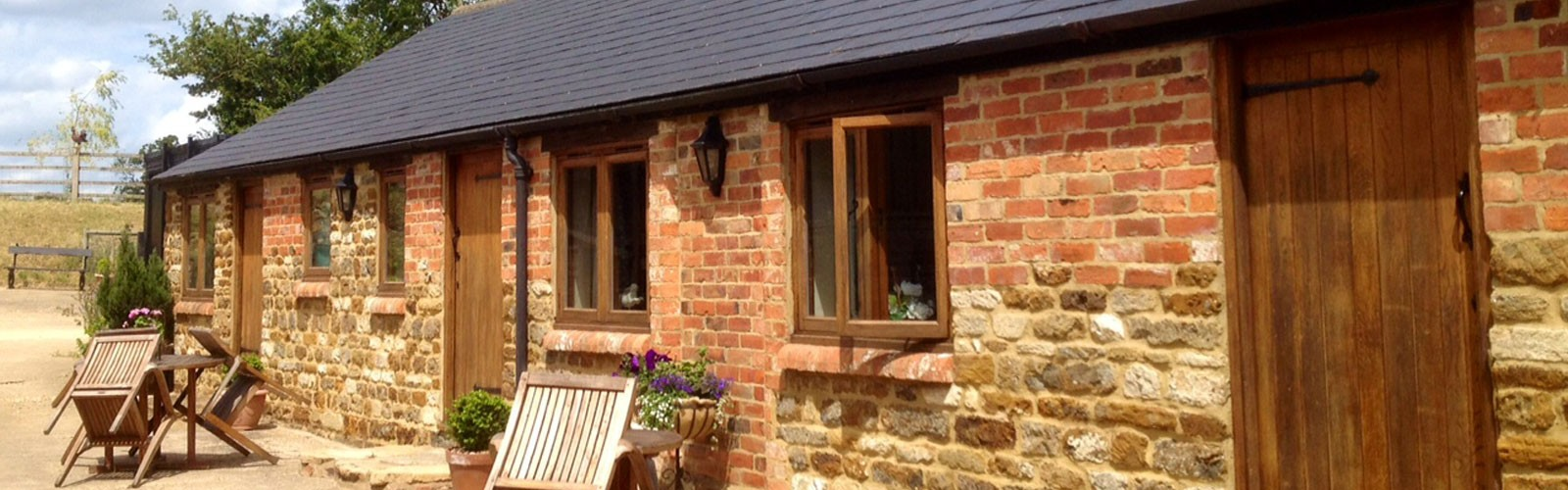 Self catering accommodation Silverstone
