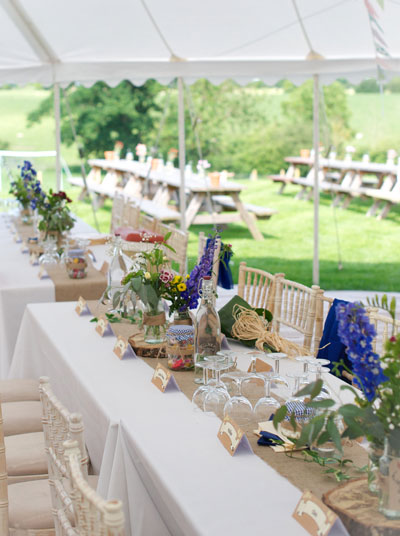 Marquee Wedding Venue near Towcester and Brackley
